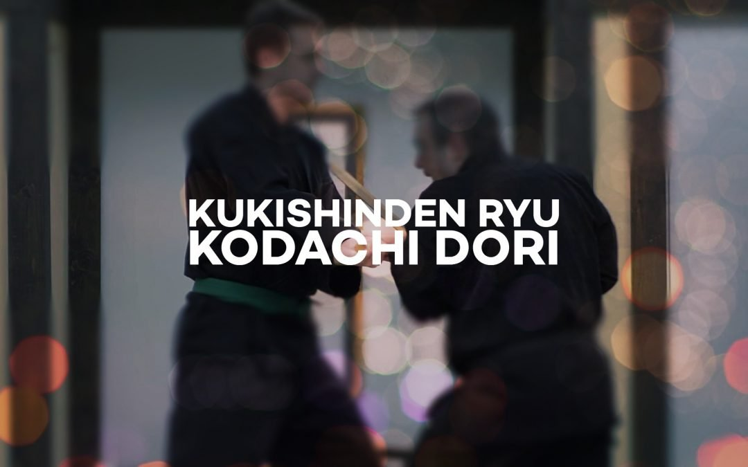 Kukishinden Ryu Kodachi Dori