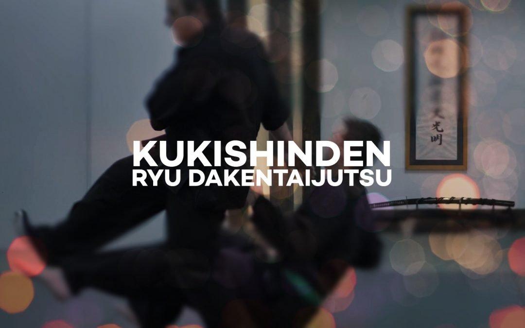 Kukishinden Ryu Dakentaijutsu