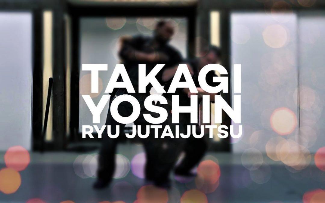 Takagi Yoshin Ryu Jutaijutsu